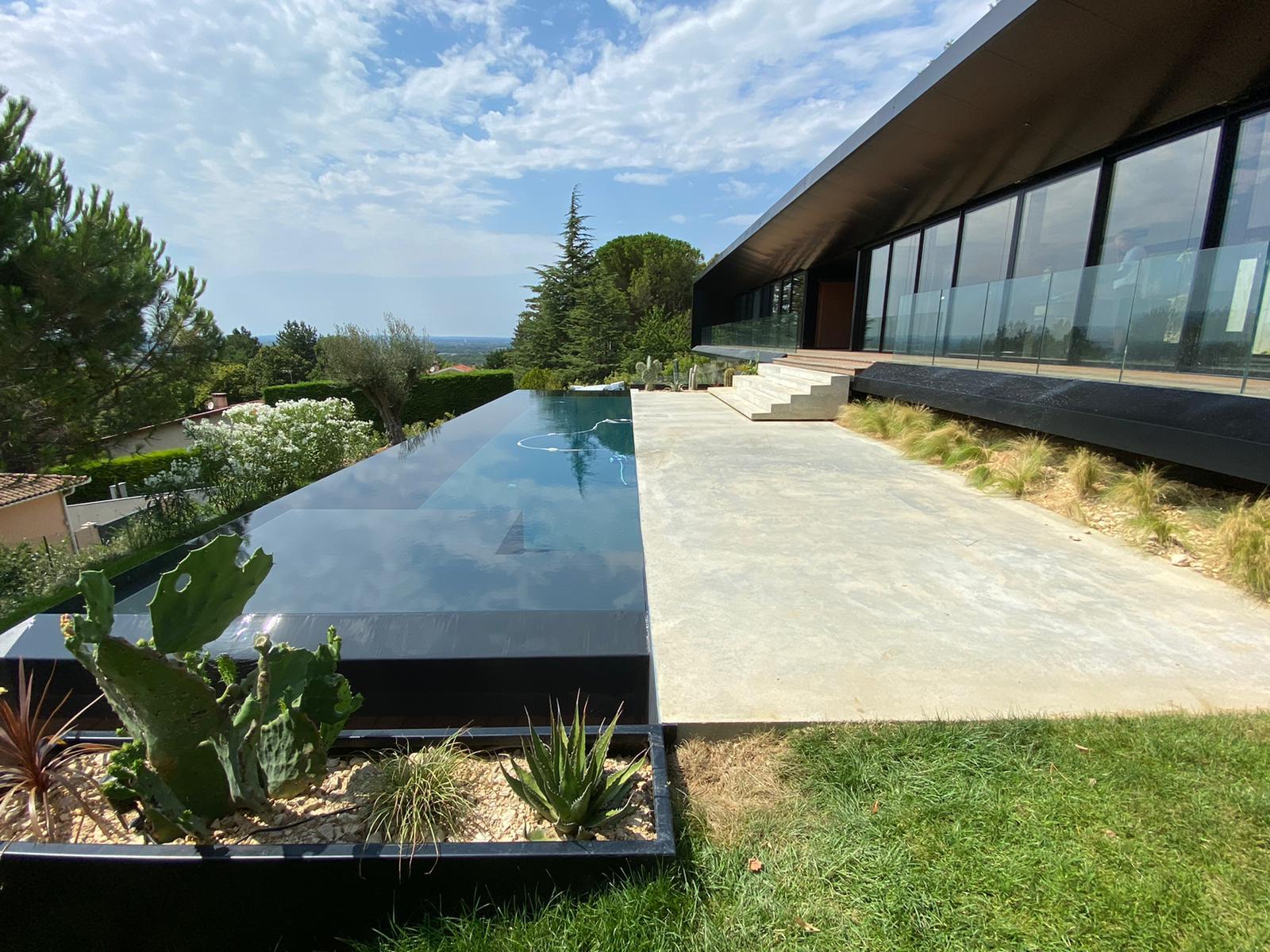 aménagement et conception piscine creusé toulouse