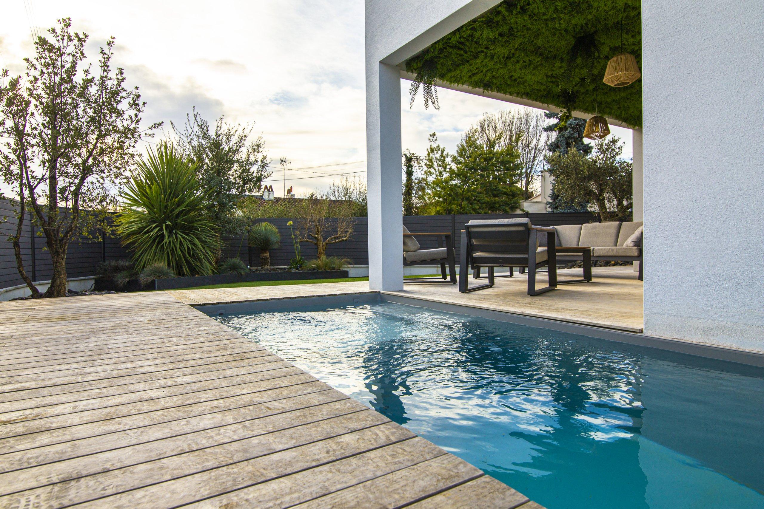 creation piscine, terrasses, aménagement paysager toulouse